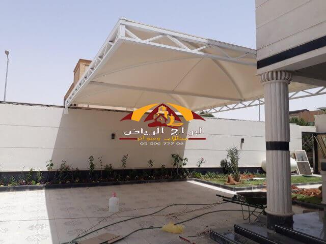 تفصيل مظلات الرياض